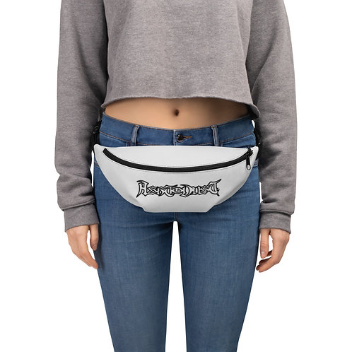 Black Ash To Dust Fanny Pack