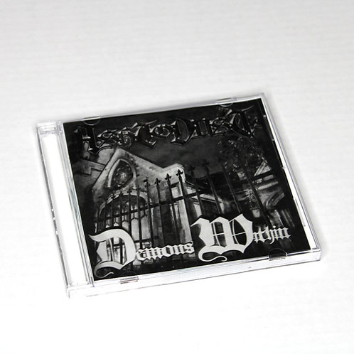 Demons Within Physical CD