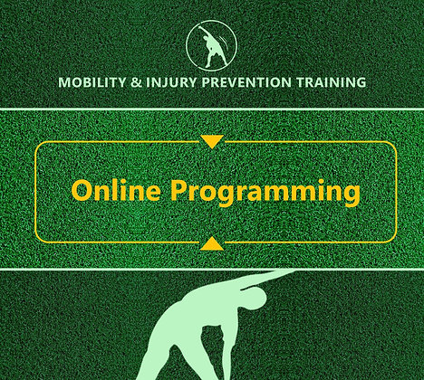 Online Programming (Mobility & Injury Prevention)