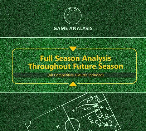 Full Season Analysis (Future Season)