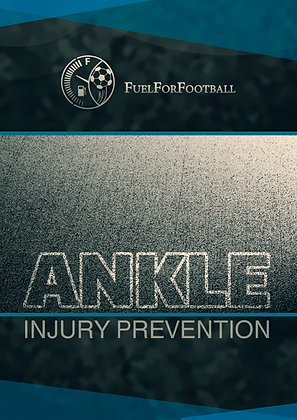 Ankle Injury Prevention Plan