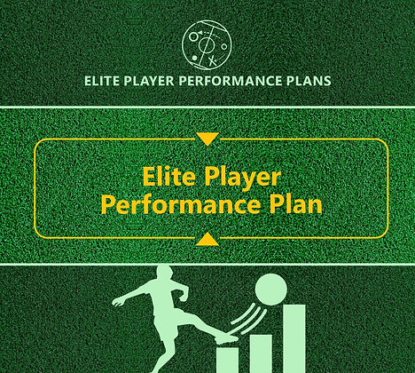 Elite Player Performance Plan (1 Month Programmed)