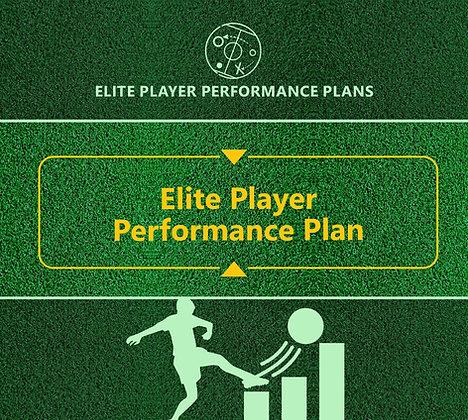 Elite Player Performance Plan