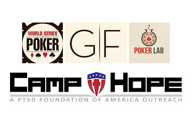 Gallery Furniture sends Derrick of the Poker Lab to the WSOP to raise funding and awareness of Camp Hope.