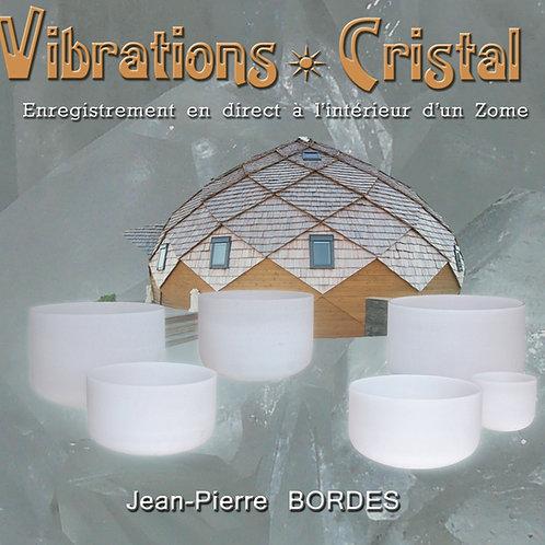 CD VIBRATIONS CRISTAL