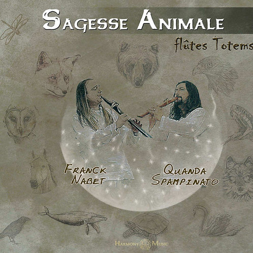 CD SAGESSE ANIMALE