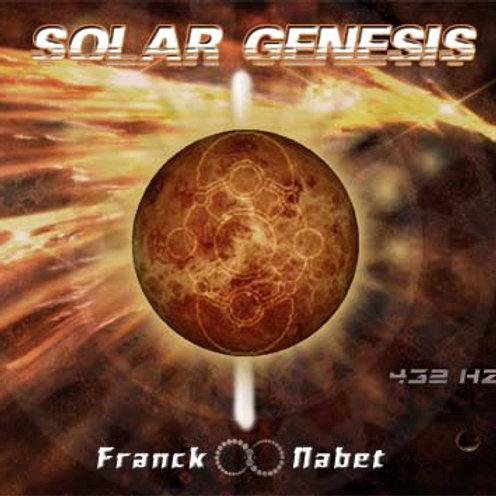 CD SOLAR GENESIS