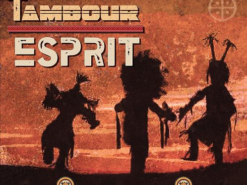 CD TAMBOUR Esprit