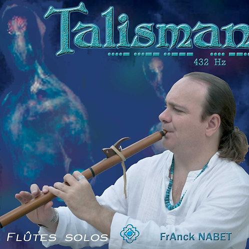 CD Talisman - FrAnck NABET