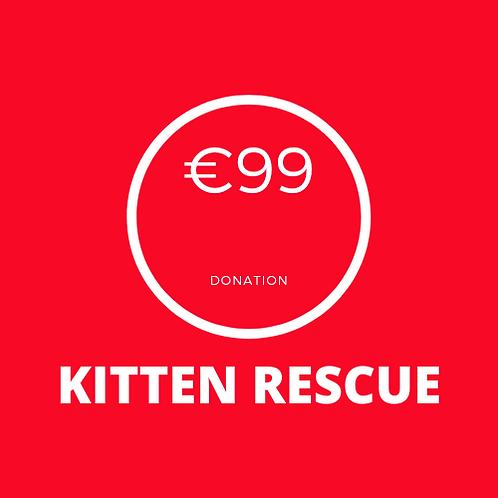 Rescue Donation
