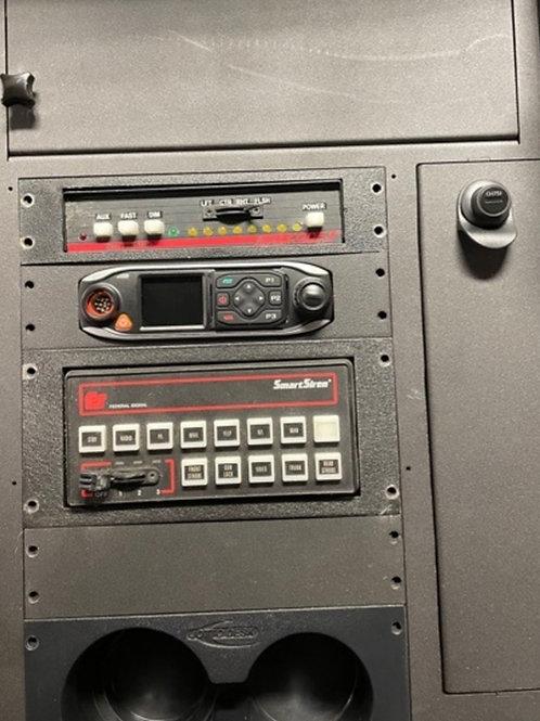 M70 Console Faceplate