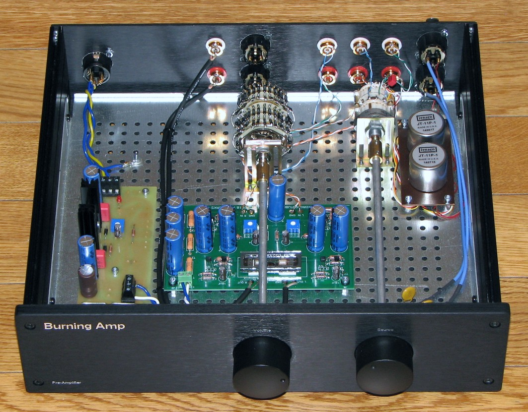 Korg Nutube Preamp | Do It Yourself Audio Projects