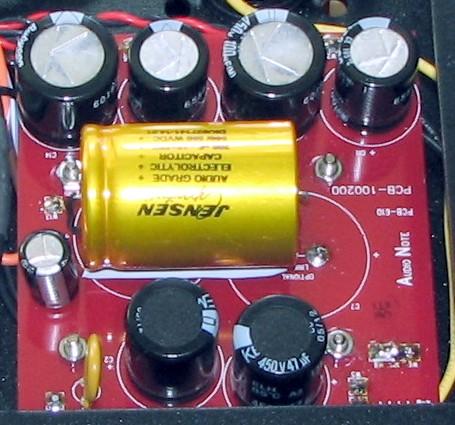 Power Supply board