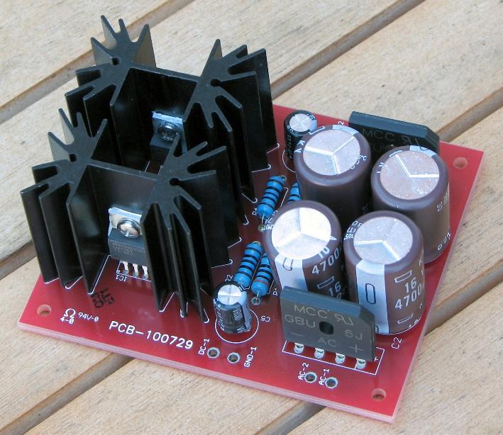 300B Filament PCB