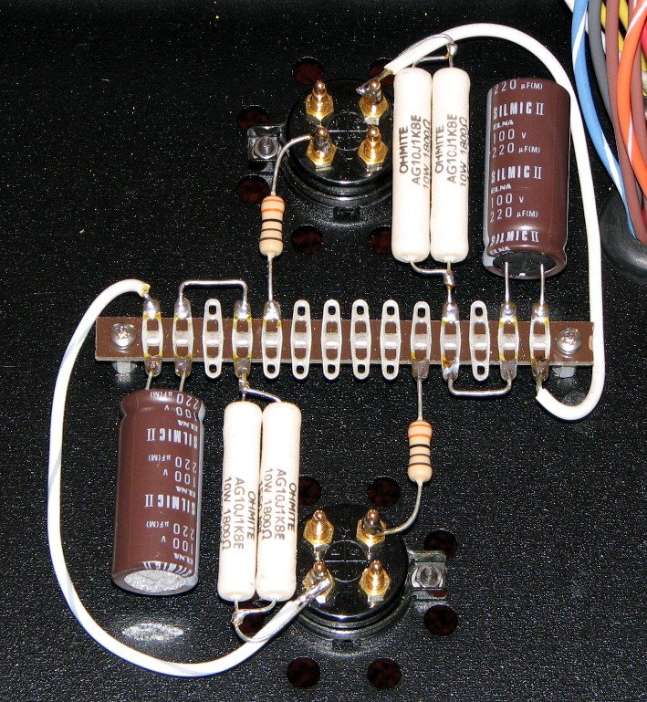 300B section wiring