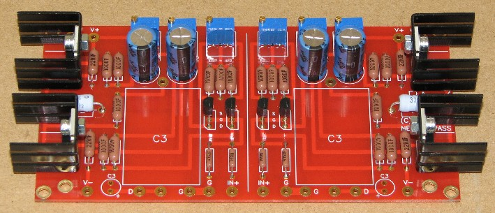 BA-3 Preamp | Do It Yourself Audio Projects