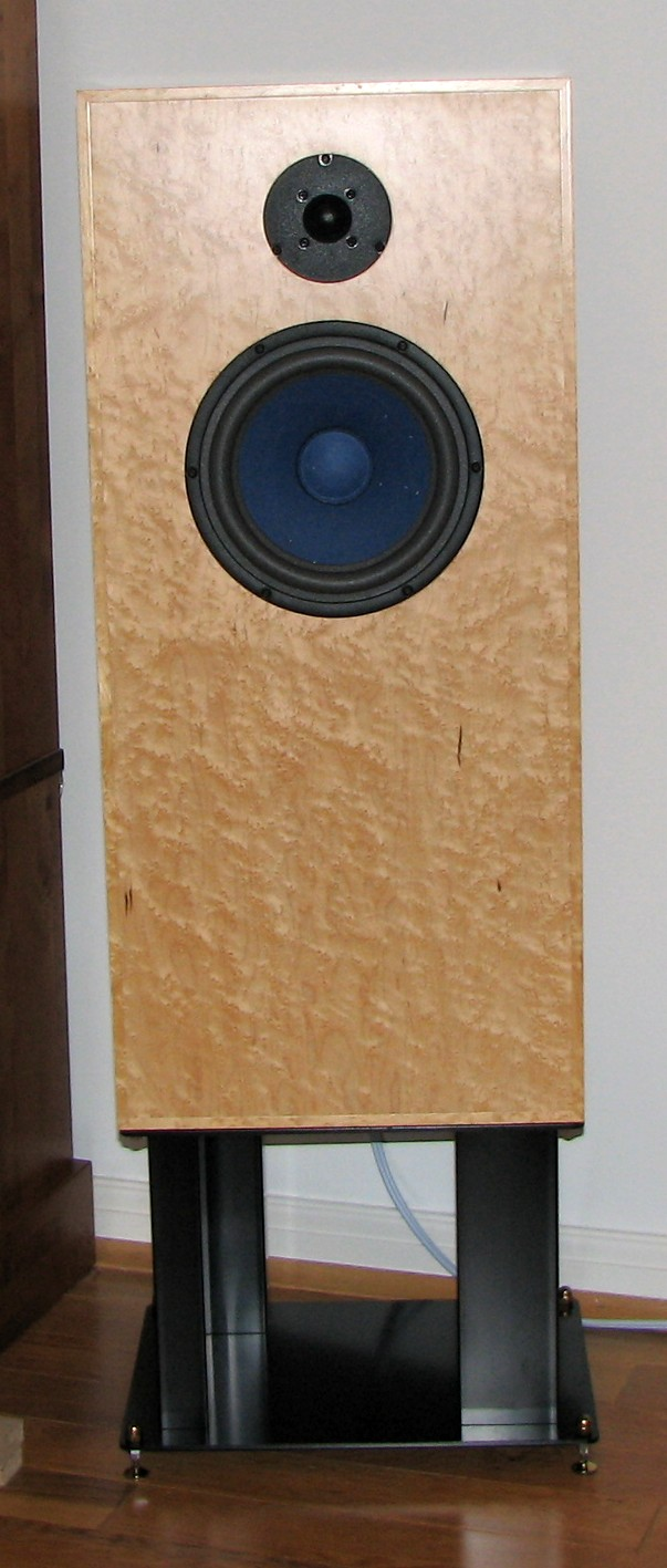 AN-E speaker with dedicated stand