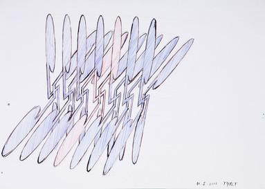 Jahr: 2003 Technik: Tempera auf Papier