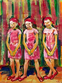 Rotes Trio