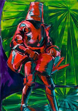 Červený rytíř - Urychlovat nekonečno