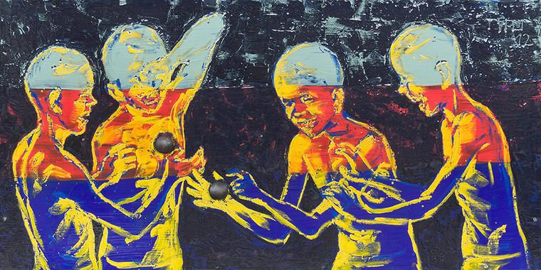 Vier Atomisten