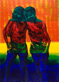 Zwei Jungen aus Berlin