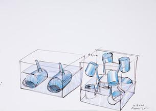 Jahr: 2003 Technik: Zeichnung auf Papier