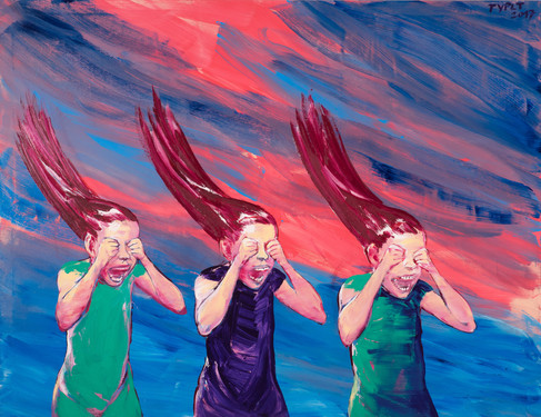 Female Counterrevolutionary