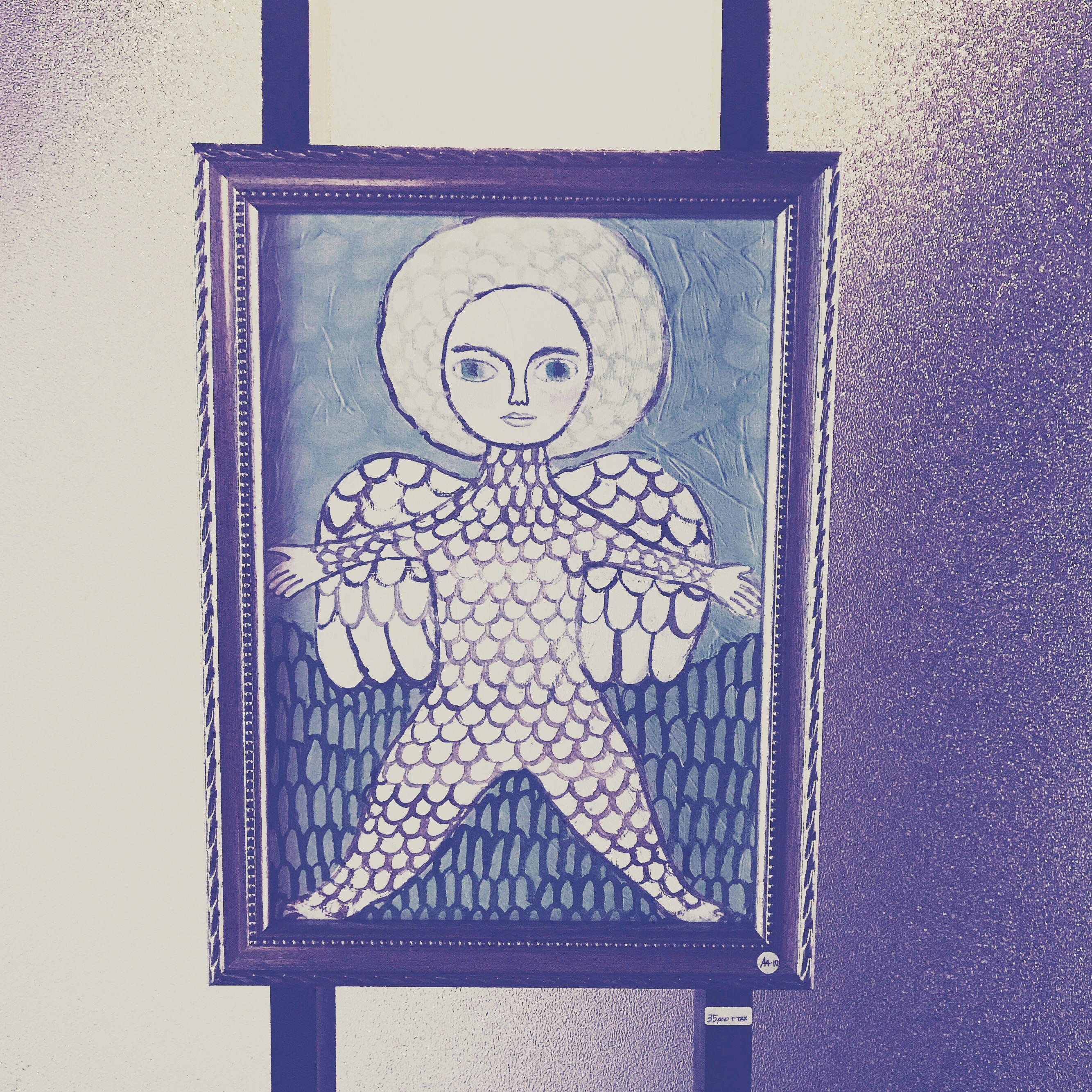 うろこ天使