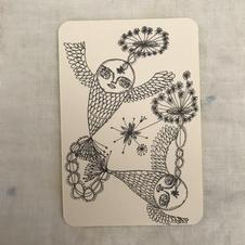Constellation Carte Pisces