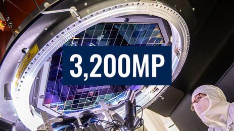 Everything about – 3.2 Billion Pixels World's Largest Digital Camera