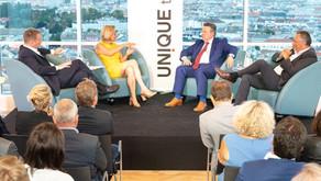 UNIQUE talk: Wirtschaftsmotor Wien, NÖ, Burgenland mit LHs Doskozil, Ludwig und Mikl-Leitner