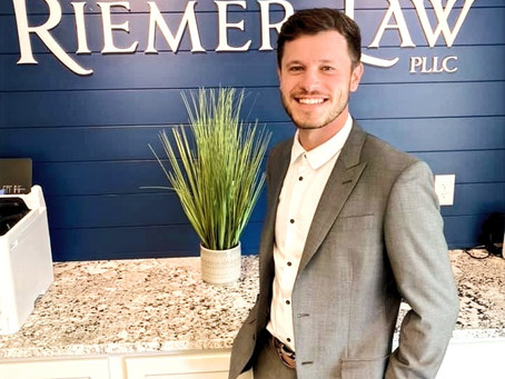 Blake M. Riemer - Attorney
