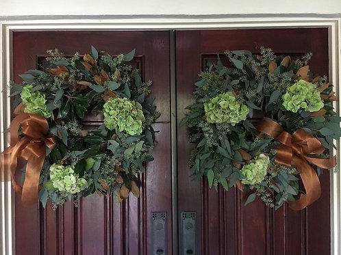 Timeless wreaths