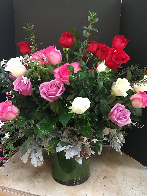 South American Roses