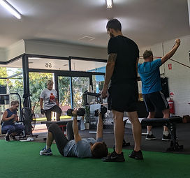 FSC Wembley Gym Strength and Conditioning Class
