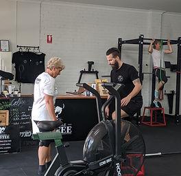 FSC Wembley Persona Training