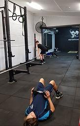 FSC Wembley Youth fitness training