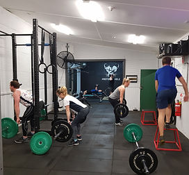 FSC Club Strength and ConditioningNorth Fremantle