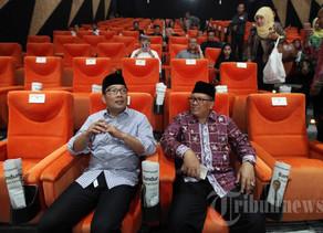 Auditorium BANDUNG CREATIVE HUB diresmikan walikota Ridwan Kamil