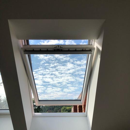 Minice pohled na mraky