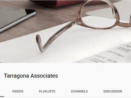 TA Has a YouTube Channel!
