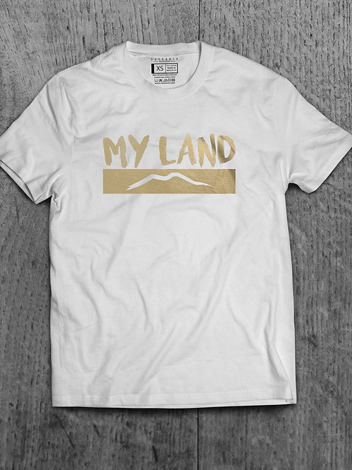 T-Shirt My Land Oro