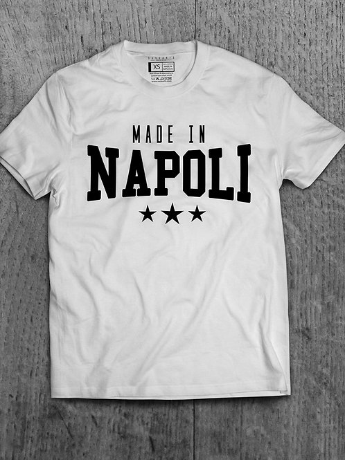 T-Shirt Made in Napoli