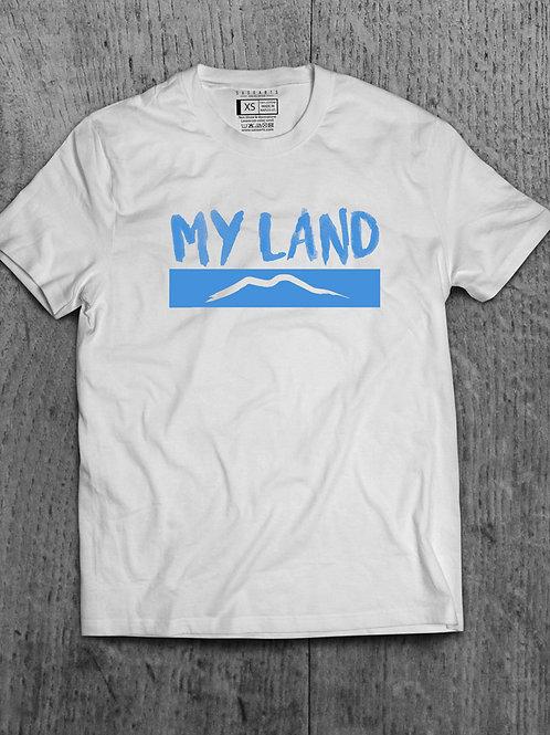 T-Shirt My Land