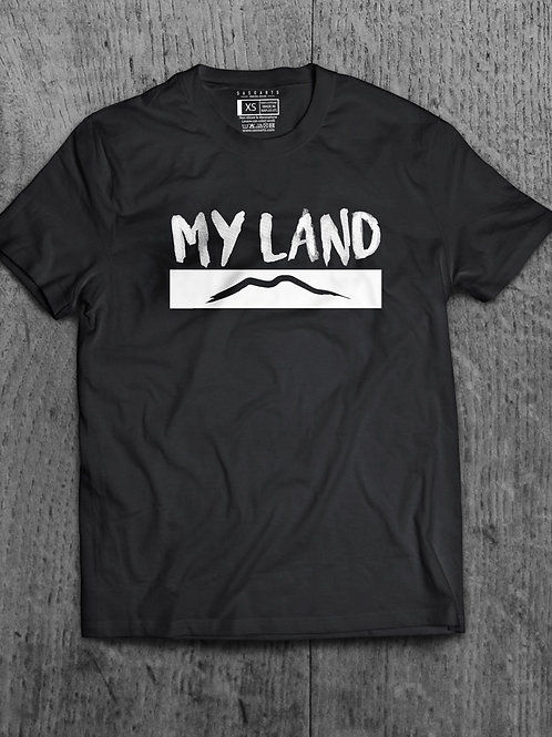 T-Shirt My Land