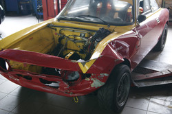 Fahrzeug und Teile Lackierung