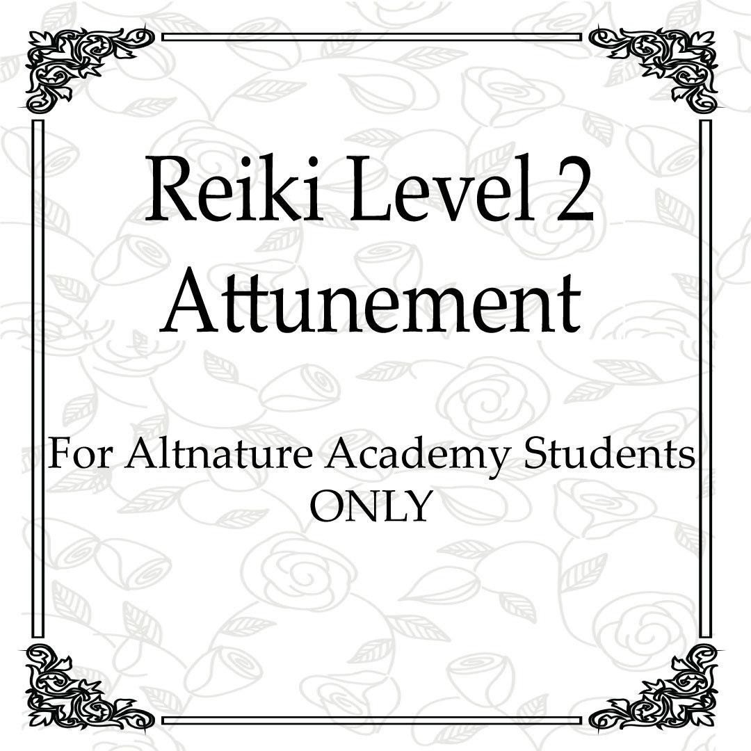 Reiki Level 2 Attunement
