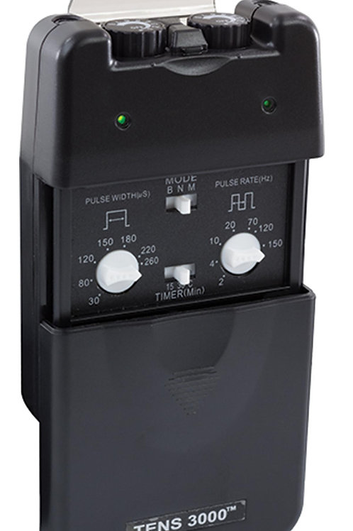 TENS 3000 Analog Unit, Three-Mode