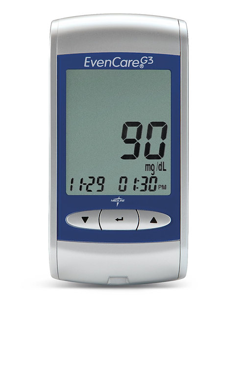 EVENCARE G3 Blood Glucose Monitoring System